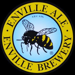 Enville Ales Brewery Ale Pump clip logo