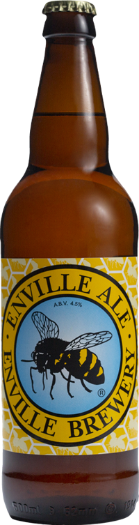 Enville Ale bottle from enville brewery