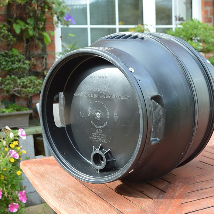 Enville Ales Brewery keg