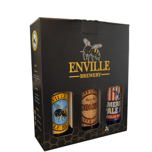 Enville Ales 3 Pack Gift Set Ale Ginger American Pale Ale A.P.A