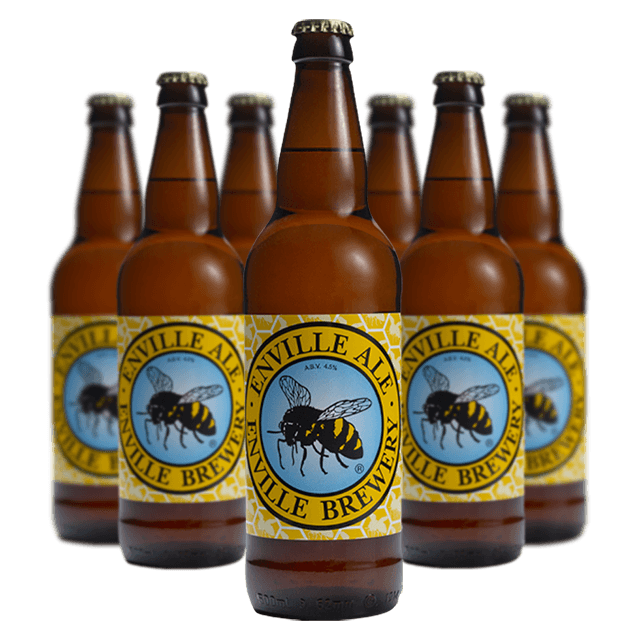 Enville Ales Brewery Ale Bottles
