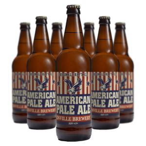 American Pale Ale enville brewery multipack