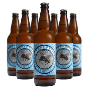 Enville Ales Brewery Blizzard Ale strong winter warmer Bottles