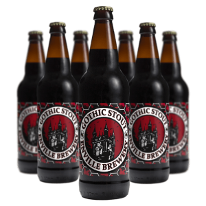Enville Ales Brewery Gothic Stout Bottles