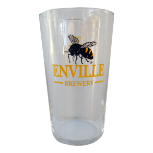 Enville Ales Brewery Pint glass