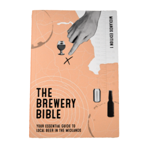 The Brewery Bible midlands edition featuring Enville Ales Brewery
