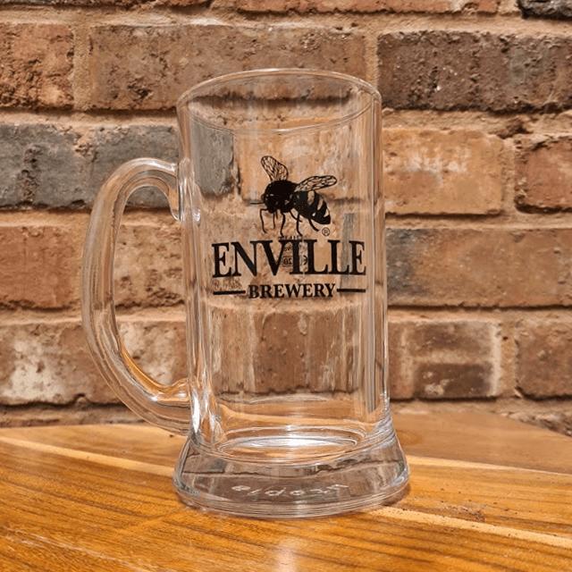 Enville Ale's Glass Tankard